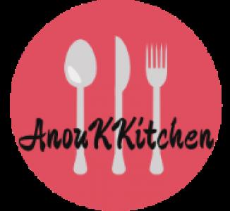 Dans la cuisine d'Anouk